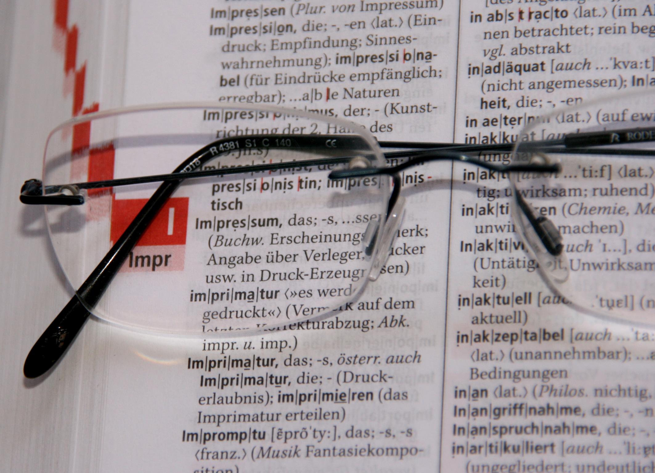 Kindle als Wörterbuch (Bild: Regina Kaute / pixelio.de)