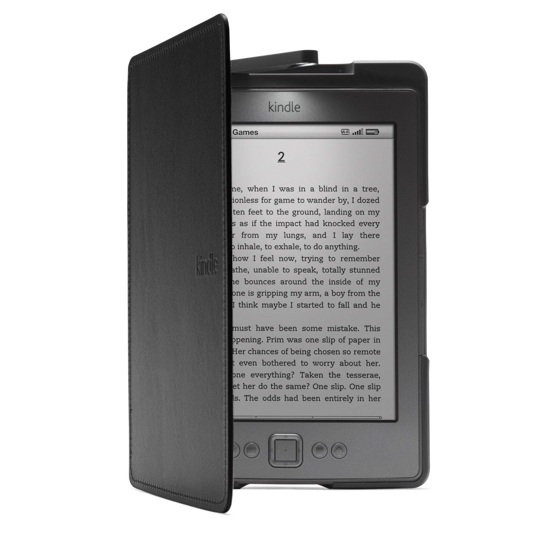 Kindle-Zubehör (hier: Kindle-4-Hülle, Bild: Amazon)