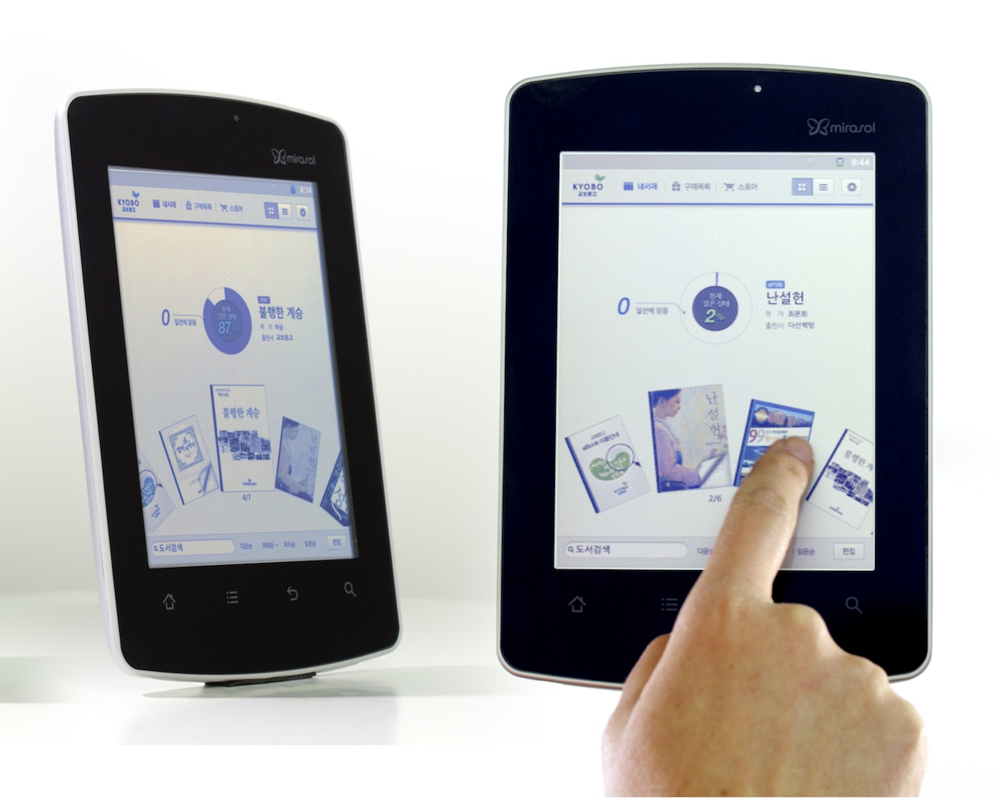 Kyobo E-Book-Reader (Bild: cme.at)