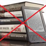 Contra E-Books