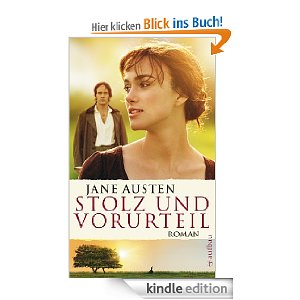 Kindle-Buch 'Stolz und Vorurteil' (Bild: Amazon/Jane Austen)