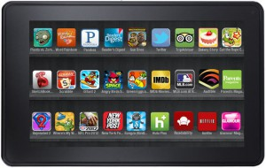 Kindle-Fire-Apps (Bild: Amazon)
