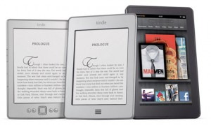 Die Kindle-Vielfalt - Ein Problem? (Bild: amazon.com)