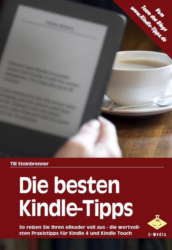 Die besten Kindle-Tipps (eBook-Cover)