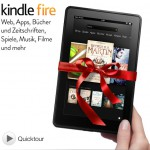 Kindle Fire im Sonderangebot bei Amazon (Quelle: amazon.de)