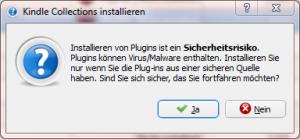 Calibre - Plugins (Screenshot)