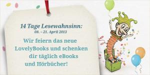 14 Tage Lesewahnsinn - LovelyBooks