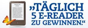 Tolino Shine Gewinnspiel - (C) Thalia.de