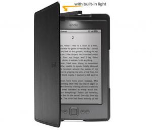 'Offizielle' Kindle-Hülle mit Licht von Amazon (jetzt reduziert, Bild: Amazon)