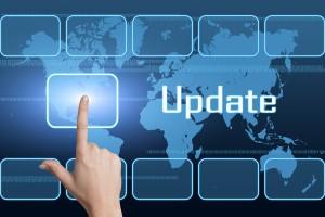 Update (Bild: Mazirama/www.bigstockphoto.com)
