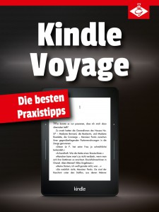 Unser Kindle-Voyage-Buch