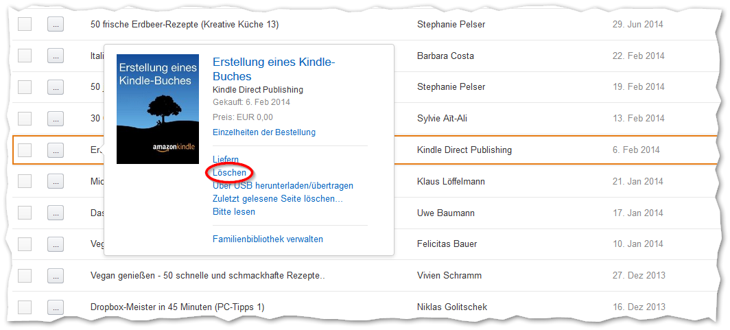 order kindle books on ipad