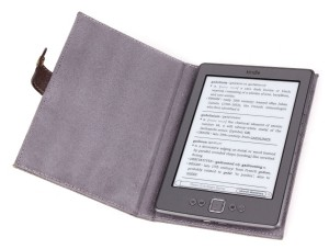 Leinen-Sleeve in Buch-Optik von Duragadget (Bild: Amazon/Duragadget)