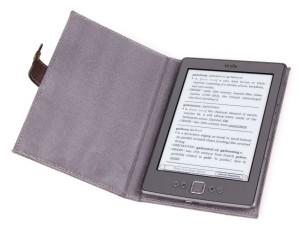 Leinen-Sleeve in Buch-Optik von Duragadget (Bild: Amazon/Duragadget)