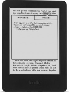 Kindle (Bild: Amazon)