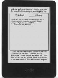 Kindle (Bild: Amazon)