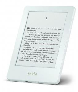 Kindle in weißer Farbe (Bild: Amazon)