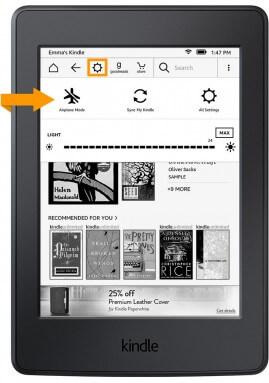Neuer Kindle Hauptbildschirm (Bild: Amazon)