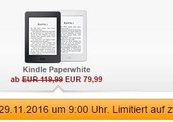 Vor allem der Kindle Paperwhite ist nun deutlich billiger (Bild: Amazon)